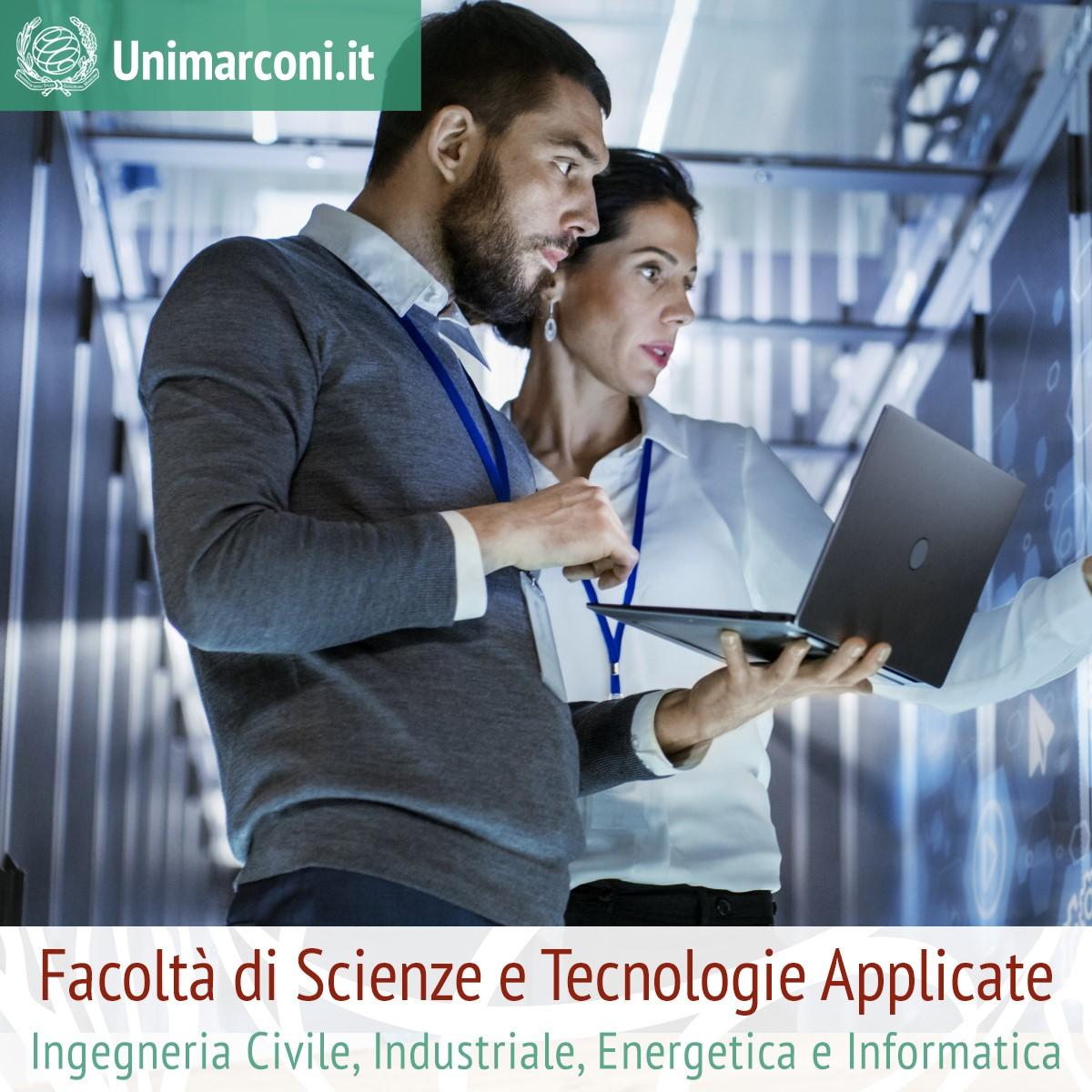 FACOLTÀ DI SCIENZE E TECNOLOGIE APPLICATE